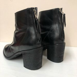 Madewell Shoes - Madewell leather ankle boots (8.5)